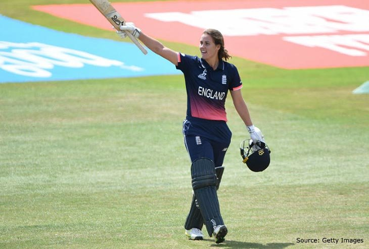 England thumps 75-run victory against New Zealand