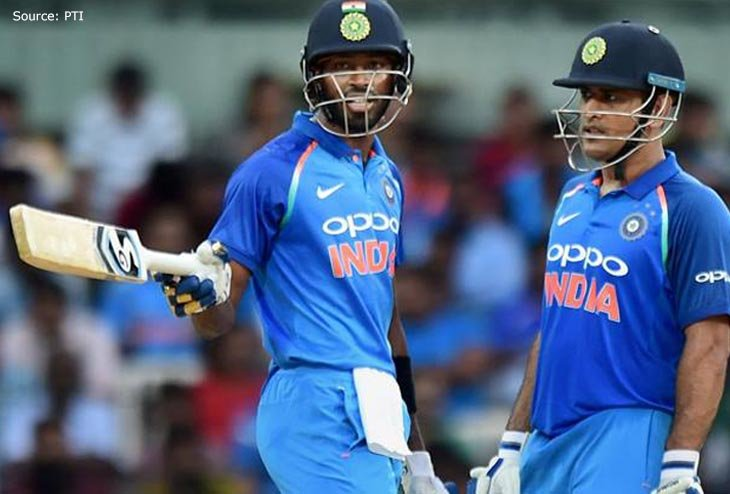 Pandya's One-man play, Dhoni's Grand-mastery dominate Aussies in first ODI
