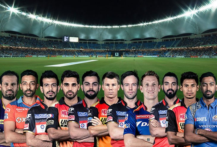 The Rising giants: A look at IPL XI 2016 Players