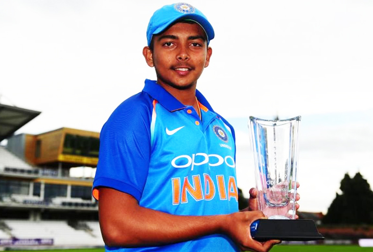 Prithvi Shaw, making of the next Master of India's batting