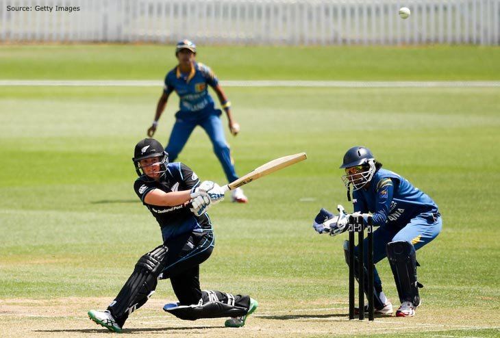 New Zealand Women routs India Women in low chase