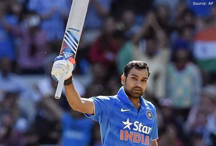 Rohit Sharma claims top ODI spot after series victory