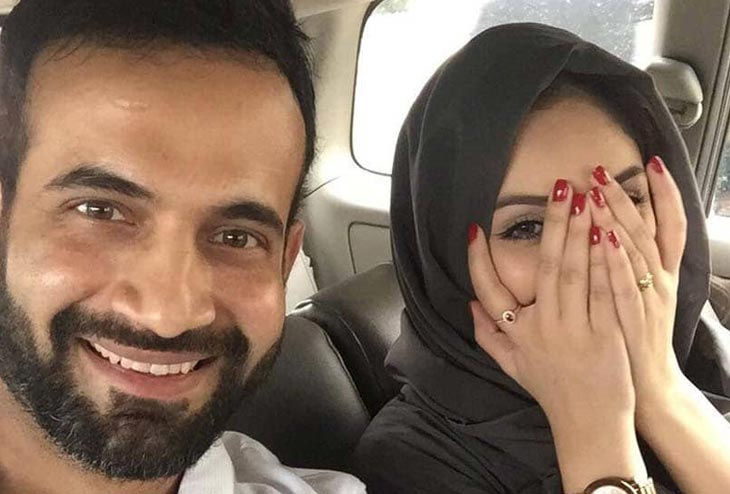 Safa Baig - Irfan Pathan's wife glamorously fighting the odds of social media