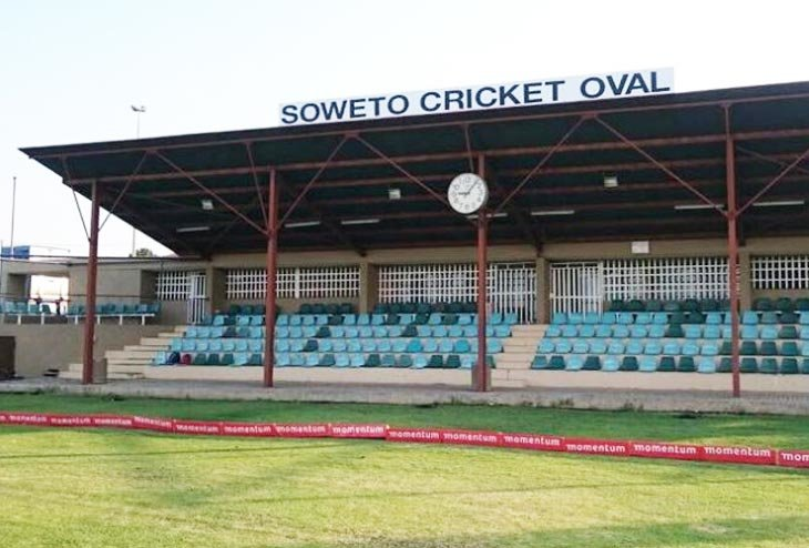 Soweto Pioneer: The Cricket tag for native South Africans