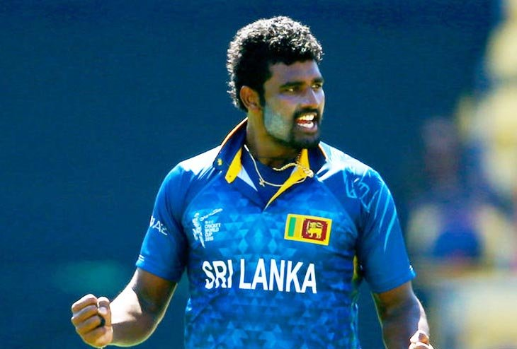 Thisara Perera handed ODI and T20 mantle