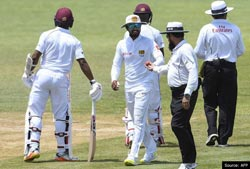Sri Lanka Captain, Manager and Coach suspended for two Test matches