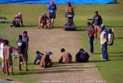 Official Warnings over poor pitch quality of Nagpur's Jamtha International Stadium
