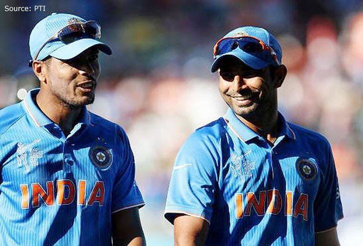 India Team announced for Australia campaign at home
