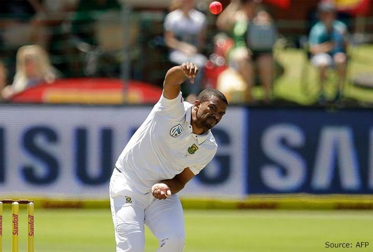 South Africa thumps down India by 72 runs