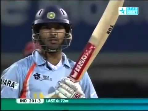 World t20 folklores: when broad suffered at yuvraj's hands because.