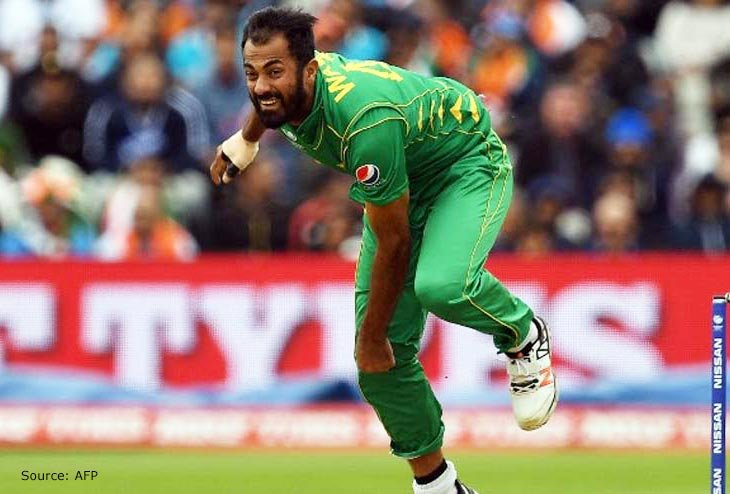 Ankle Injury forces Riaz to leave Champions Trophy campaign