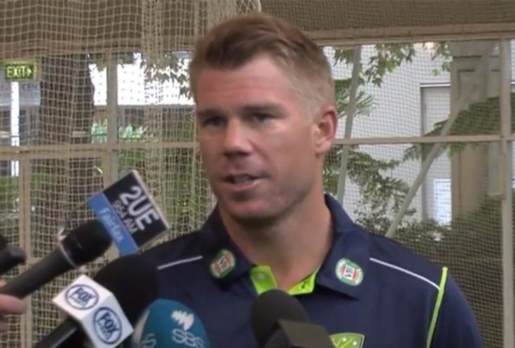 """""""We are going to be unemployed come July 1,"""" says David Warner"""