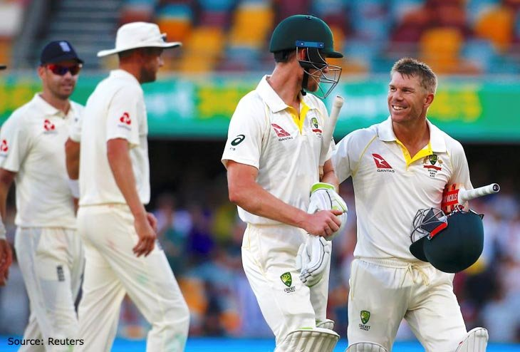Gabba jinx stands upright for England, Australia wins first Test by 10 wickets